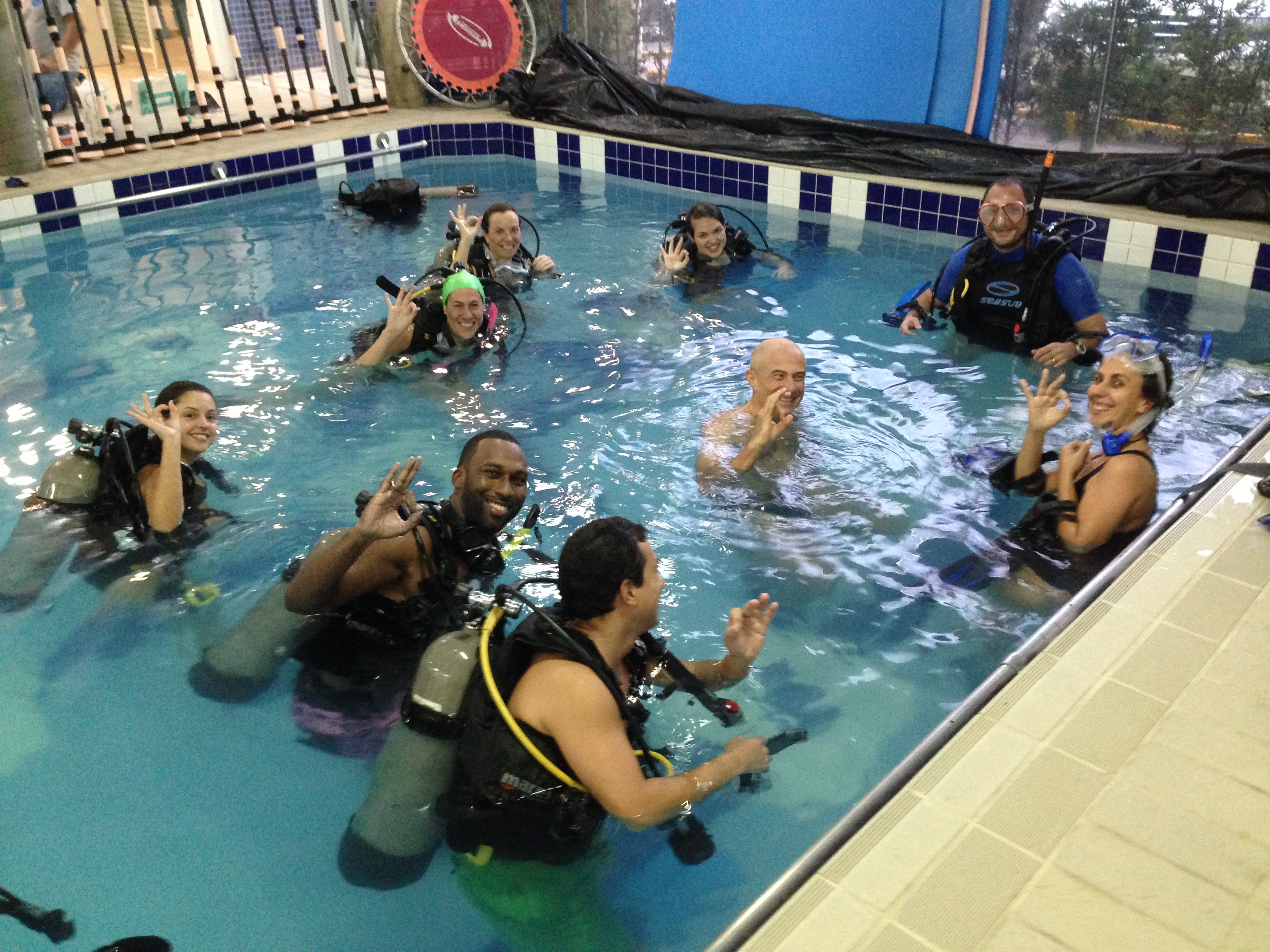 Abril 2015 - Open Water Divers