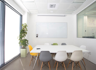 Using office and teaching facilities more effectively with IoT