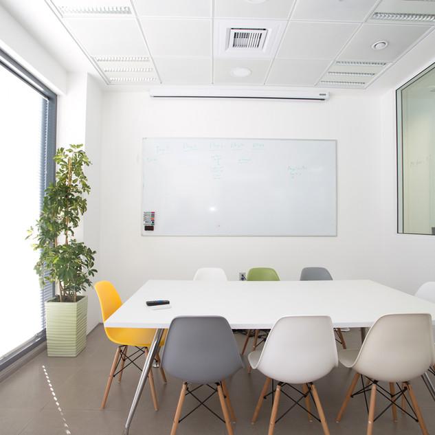 Weiß Tagungsraum