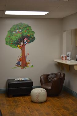 Lighthouse pediatrics lobby