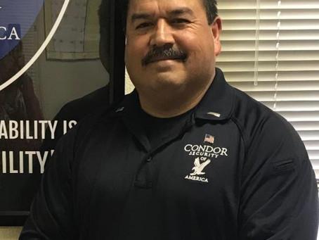 Employee Spotlight – CSA, Inc. Congratulates Lt. Juan Busby!
