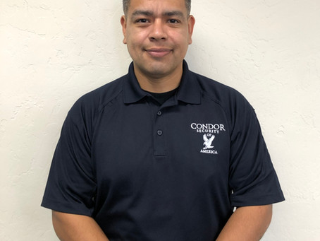 Employee Spotlight – CSA, Inc. Welcomes Sgt. Ryan Parra!