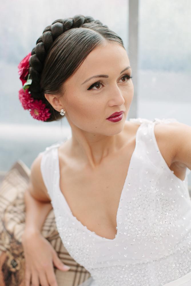 Carolin Ghodoussi, Maskenbildner, Ho
