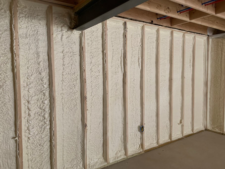Spray Foam Insulation to Reduce Energy Costs