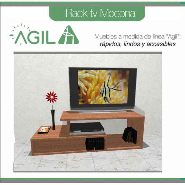 Rack Tv Moconá