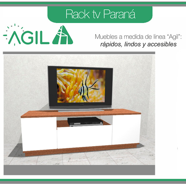 Rack Tv Paraná