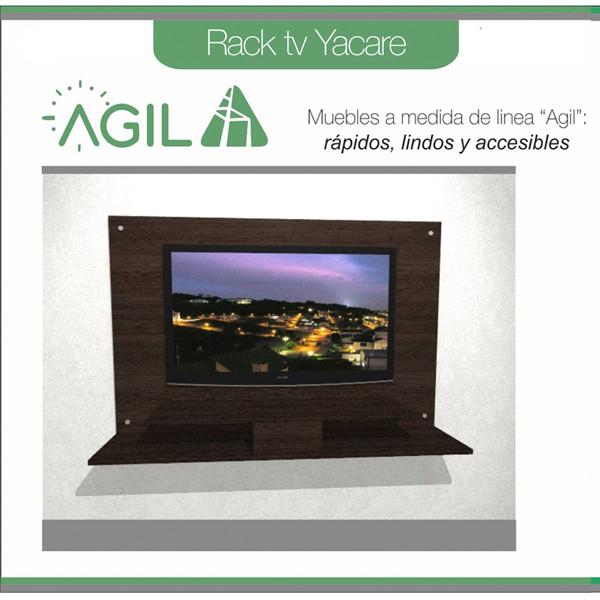 Rack Tv Yacaré
