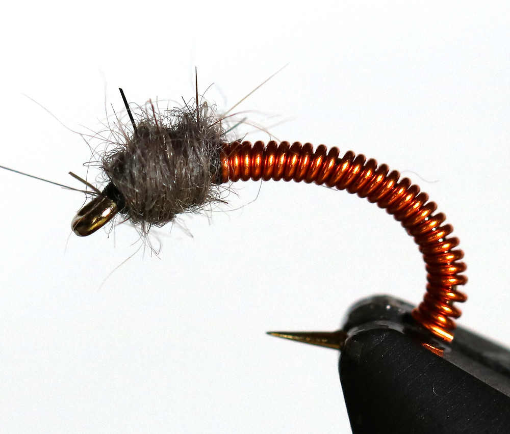 Brassie Nymph Fly Pattern