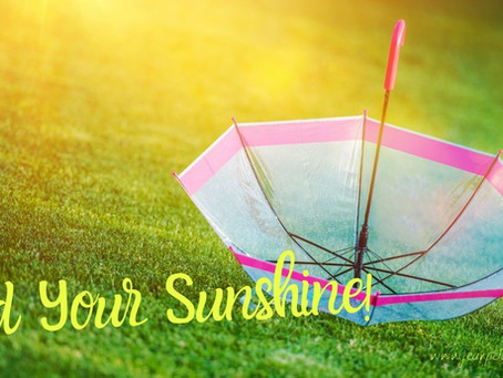 Find Your Sunshine