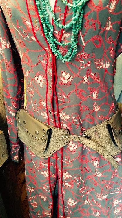 Bonanza Vintage Western Dress/Shirt