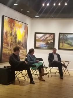 Montana book festival speaking