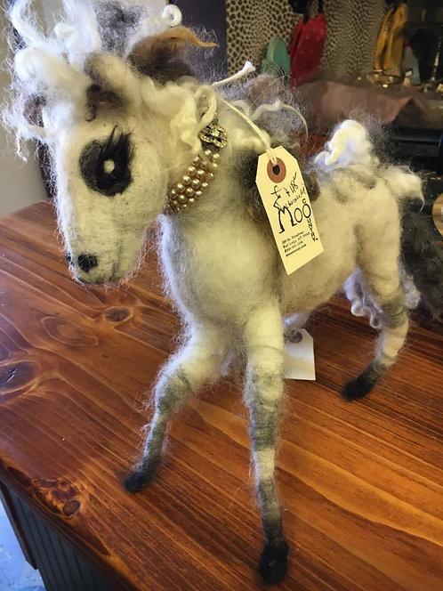 Alpaca Horse Stuffed Animal