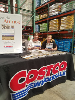 Costco book signing in bozeman