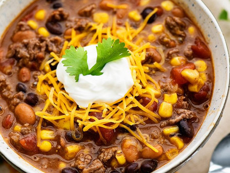 Taco Soup-Freezer Meal Friday