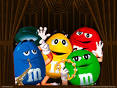 M & M's to the rescue