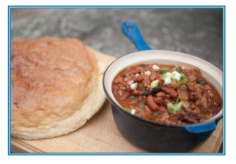 Elk Chili-Freezer Meal Friday