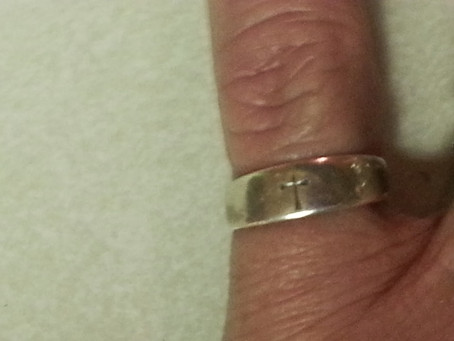 Ring on my finger