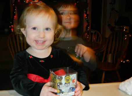 Blogging Delinquent returns with a Christmas tale