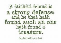 Faith-Full Friend