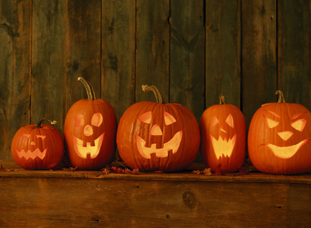 Trick-or-Treat!  Another scary Halloween blog snippet about cyber-security attacks and stats.