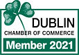 Dublin Chamber of Commerce Member 2021 -