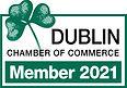 Dublin Chamber of Commerce Member 2021 -