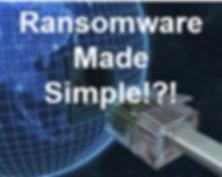 Internet On-Ramp to Cybercrime Ransomwar