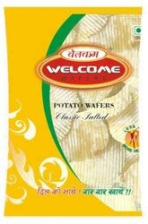 Potato Wafers 500 gms Salted Welcome