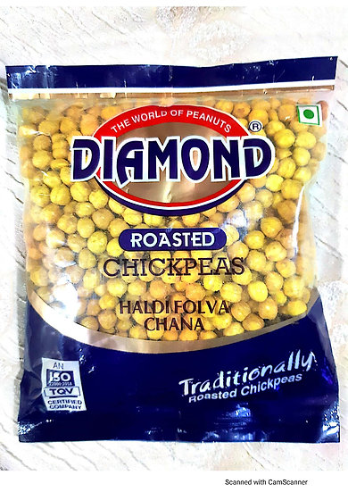Roasted Chickpeas (200gm Pack)