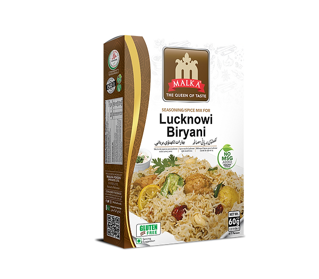 Luckhnowi Biryani Masala