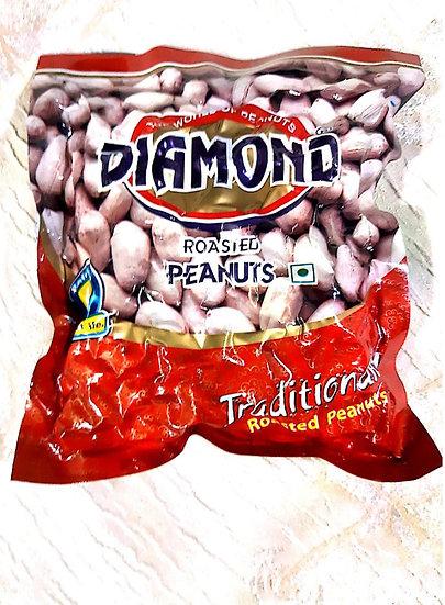 Roasted Peanuts (200gm Pack)