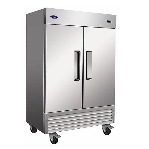 Valpro Two-Door Reach-In Refrigerator 49 CU. FT. VP2R