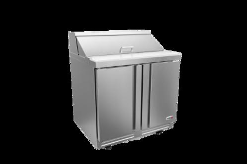 "Fagor 36"" Salad/Sandwich Refrigerated Prep Table FST-36-10-N"