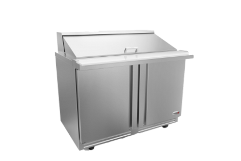 "Fagor 48"" Salad/Sandwich Megatop Refrigerated Prep Table FMT-48-18-N"