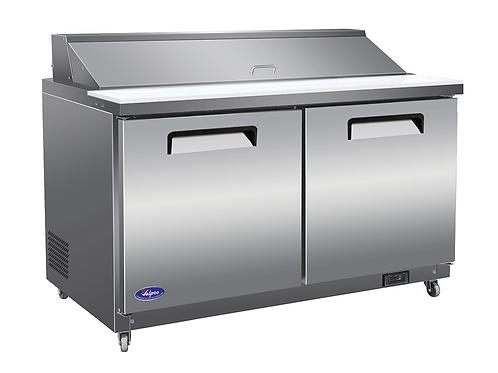 Valpro 61″ Sandwich / Salad Food Prep Table Refrigerator VP60S