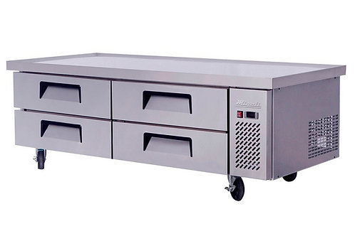 "Migali 72"" Refrigerated Chef Base C-CB72-HC"