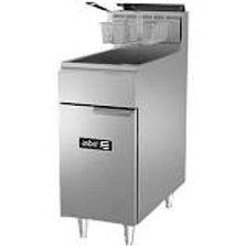 Asber 3 burner 50lb Fryer AEF-4050 S