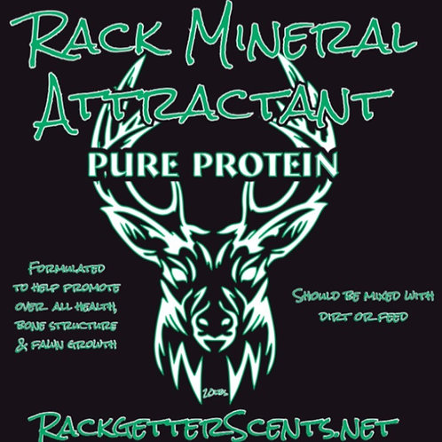 Rack Mineral Attractant (Pure Protein) 20lbs