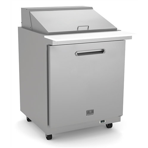 "Kelvinator 29"" Salad Mega Top Prep Table KCHMT29.12"
