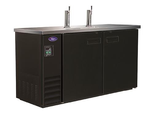 """Valpro 60"""" Solid Door Draft Dispenser VPBD3-2"""