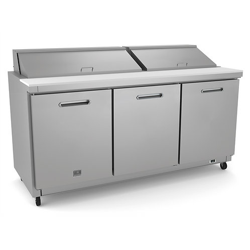 "Kelvinator 70"" Salad Prep Table KCHST70.18"