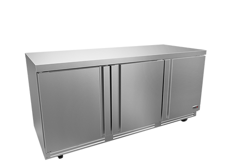 "Fagor 72"" Undercounter Refrigerator FUR-72-N"