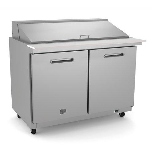 """Kelvinator 48"""" Salad Mega Top Prep Table KCHMT48.18"""