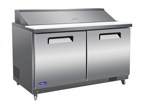 Valpro 61″ Mega-Top Sandwich / Salad Food Prep Table Refrigerator VP60SM