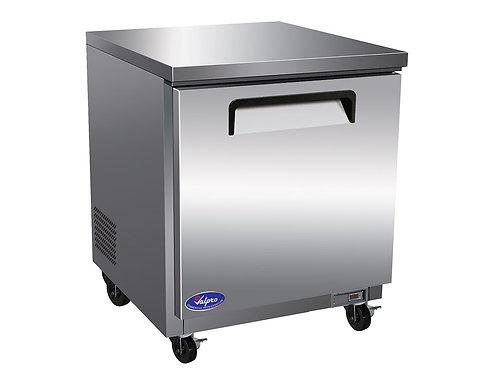 "Valpro 27"" UnderCounter Refrigerator 6.5 Cu. Ft. VPUCR27"