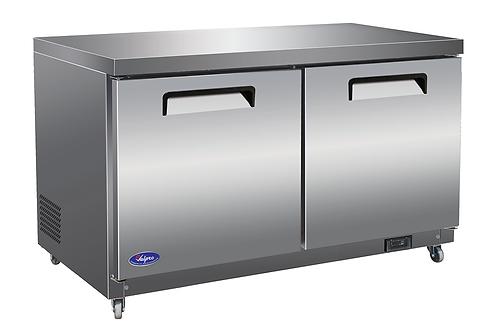 Valpro 61″ Under-Counter Freezer 15.5 CU. FT VPUCF60