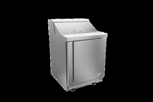 "Fagor 27"" Salad/Sandwich Refrigerated Prep Table FST-27-8-N"