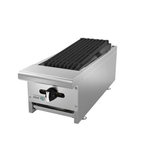 """Asber AERB-12 12"""" Radiant Broiler"""