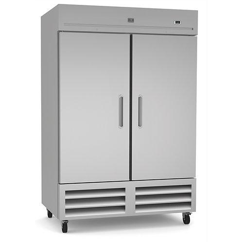 Kelvinator Double Door Reach-In Refrigerator 49 CU. FT. KCHRI54R2DRE