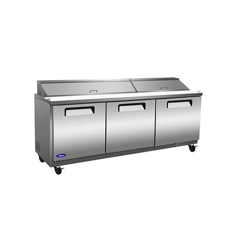 Valpro 72″ Sandwich / Salad Food Prep Table Refrigerator VP72S
